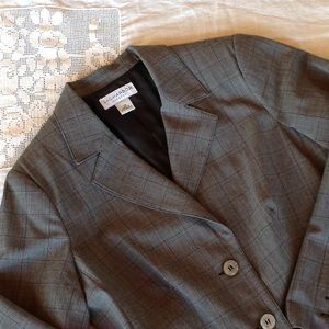 Sag Harbor stretch Blazer, NWT, 14.